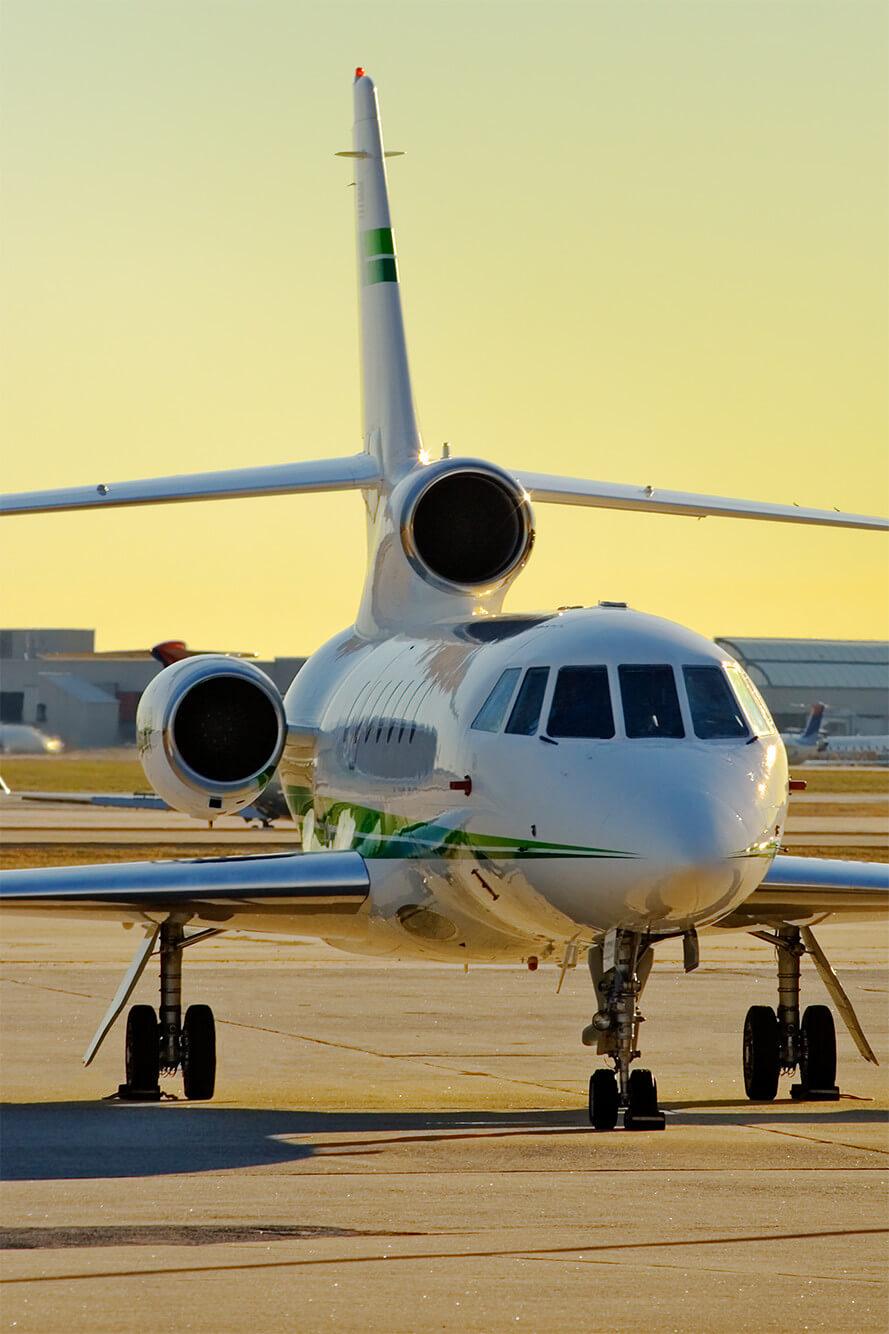 Letovi privatnim avionima Corporate-jet-1